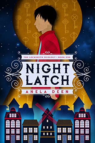 Cover of NIGHT LATCH by Anela Deen.