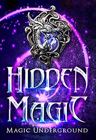 Cover of HIDDEN MAGIC.